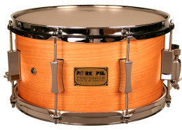 "USA Custom: 7""x13"" Cherry Ply Snare"