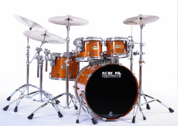 Pork Pie USA Custom Kit: Cherry Orange Candy