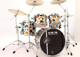 Pork Pie USA Custom Kit: Polka Dot