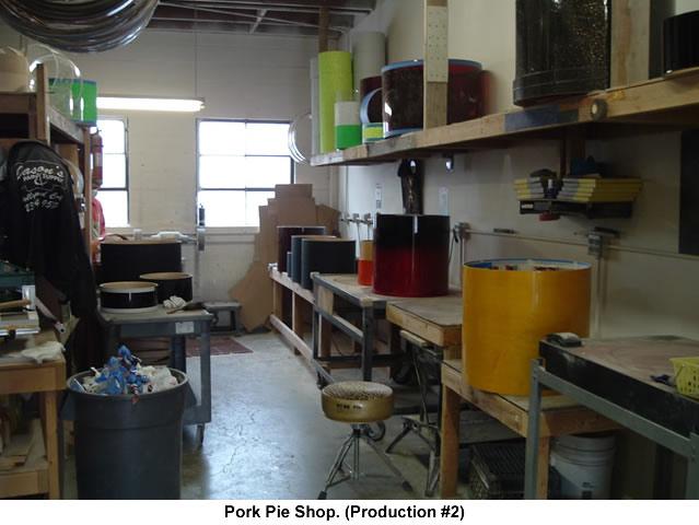 Pork Pie: Inside the shop