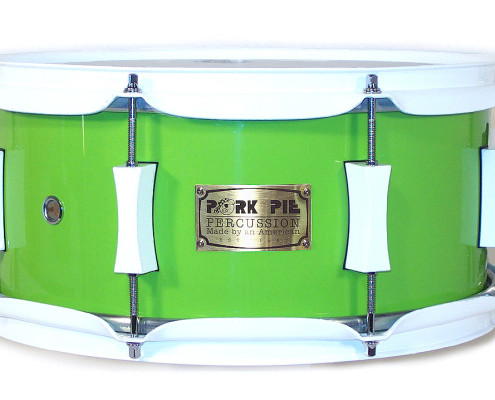 USA Custom Snare: Avocado Dip