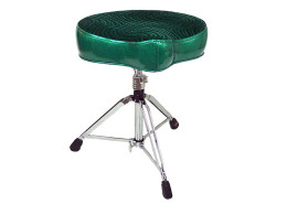 Pork Pie Drum Thrones: Big Boy Green/Green Swirl