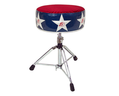 Pork Pie Drum Thrones: Round Star