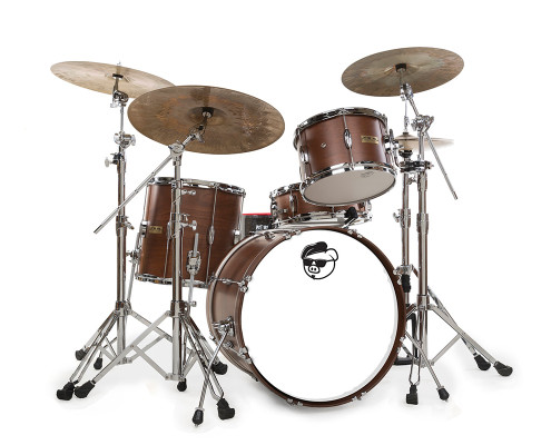 "Pork Pie Hip Pig Kit: Eastern Mahogany 20"" Natural"