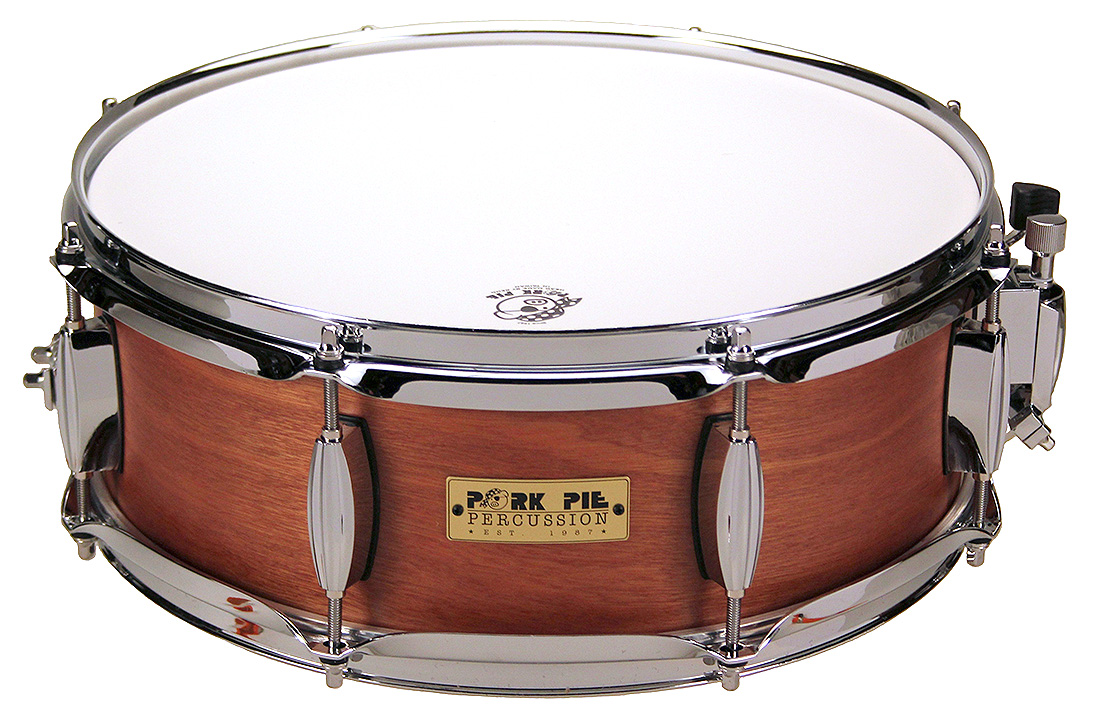 "Pork Pie Hip Pig Snare: 5""x14"" Natural"