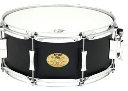 "Pork Pie Little Squealer Snare: 6""x14"" Steel Shell"