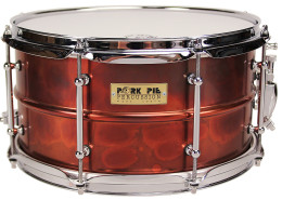 USA Custom Specialty Snare: 7x13 Pork Rub