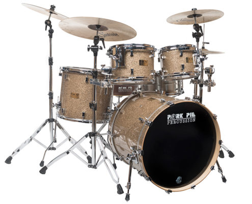 Pork Pie USA Custom Kit: Bettis B20