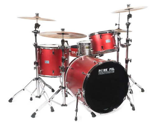 Little Squealer Kit: Firethorn Red Flat Lacquer