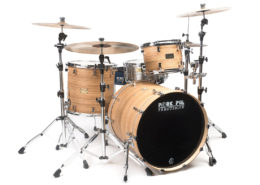 Pork Pie USA Custom Kit: Zebrawood Veneer