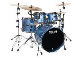 Pork Pie USA Custom Kit: Porcaro Blue Gloss