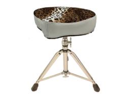 Pork Pie Throne: Big Boy Silver Leopard