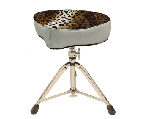 Pork Pie Throne: Big Boy Silver Leopard