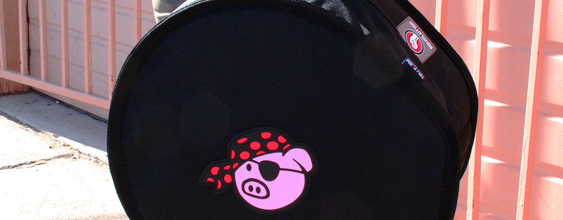 Pork Pie Drum Key