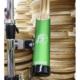 Pork Pie Stick Holder: Green