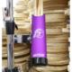 Pork Pie Stick Holder: Purple